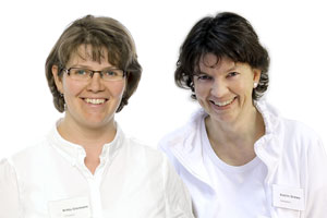 Britta Giermann, Katrin Drews